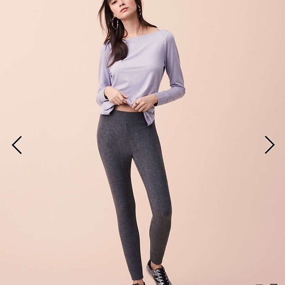 46d886405439d Lou & Grey Pants | Lou Grey Fab Cozy Leggings | Poshmark